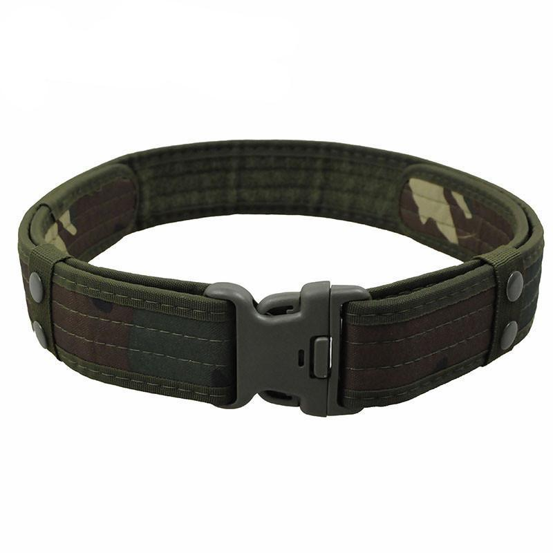 "Commando - 2"" Tactical Utility Belt - Leisure Merchants"