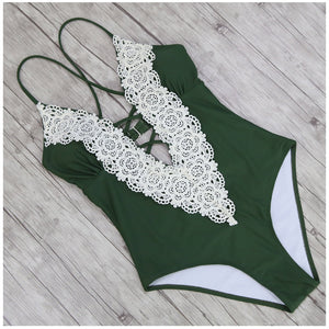 The Cleopatra One Piece Swimsuit - Leisure Merchants
