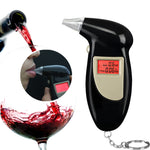 Portable Breathalyzer Alcohol Tester - Leisure Merchants
