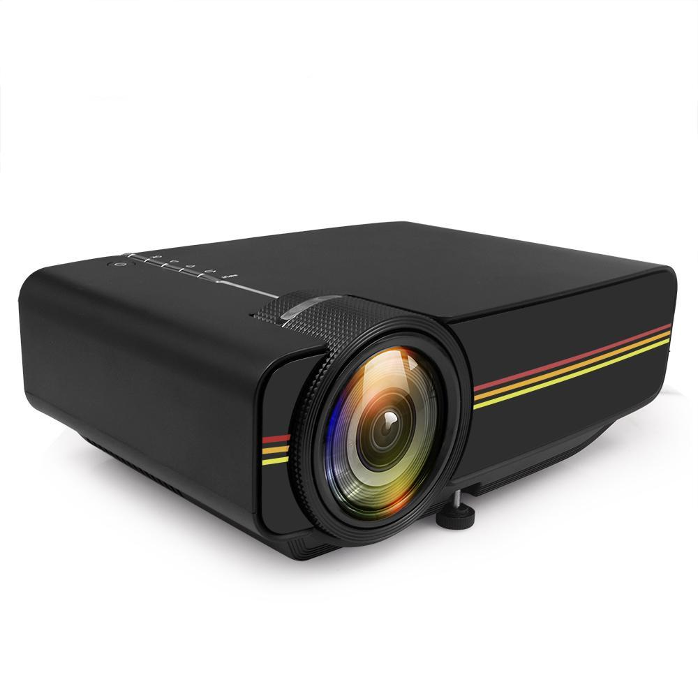 Wireless Mini Projector LED - Leisure Merchants
