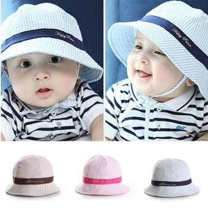 Outdoor Summer Baby Bucket Hat - Leisure Merchants