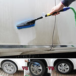 Car Wash Brush with Retractable Long Handle - Leisure Merchants
