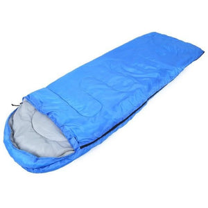 Hooded Sleeping Bag - Leisure Merchants