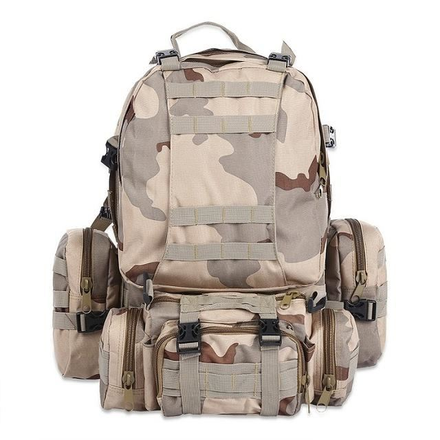 Tactical Trekking Backpack - Leisure Merchants