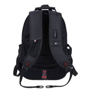 The Commuter Black Day Pack 40L - Leisure Merchants