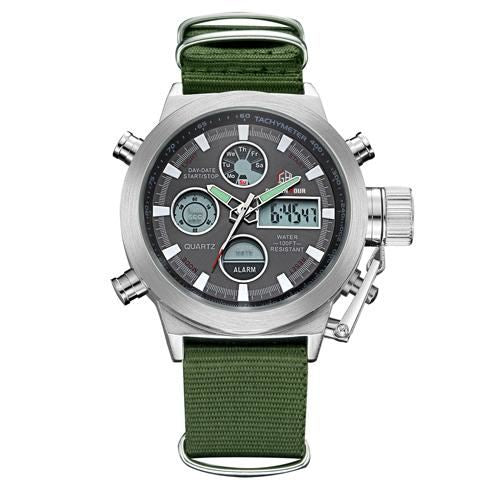 THE CADET - Military Style Watch - Leisure Merchants