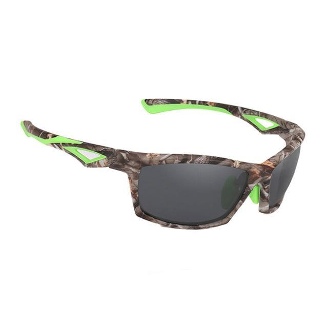 Buck™ - Polarized Camo Sunglasses - Leisure Merchants