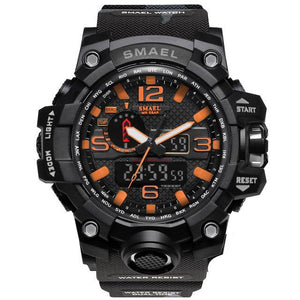Combat v2 - Heavy Duty Tactical Watch - Leisure Merchants