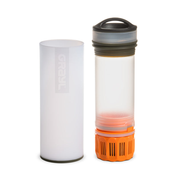 ULTRALIGHT Compact Water Purifier – Alpine White
