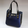 The Bromley Bag Blue & Black