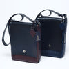 Leather Bag - The Bow Postal Bag