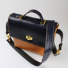 Ladies and Gentlemens Leather Bags - The Soho Custom Bag