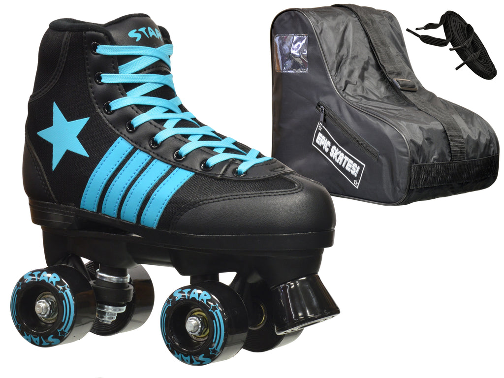 Epic Star Hydra Quad Roller Skates Package