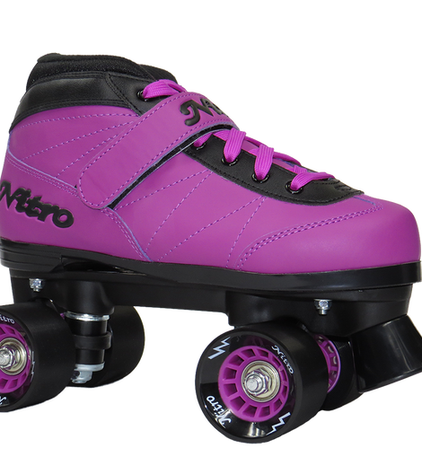 Turbo Nitro Quad Speed Skates