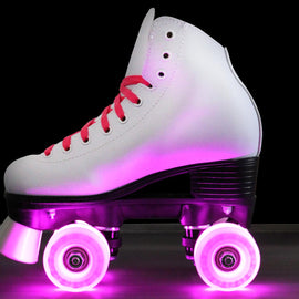 Epic Princess Twilight LED Roller Skates Package