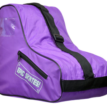 Epic Purple Skate Bag