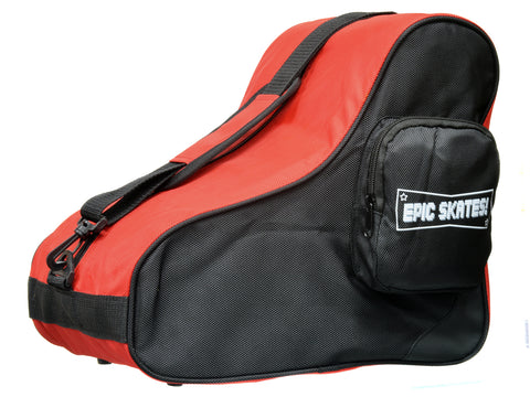 Epic Premium Red Skate Bag