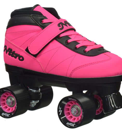 Epic Nitro Turbo Pink Quad Speed Skates