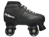 Epic Super Nitro Black Speed Skates Package