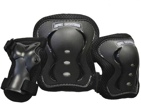 Epic Junior Protective Pads Tri-Pack