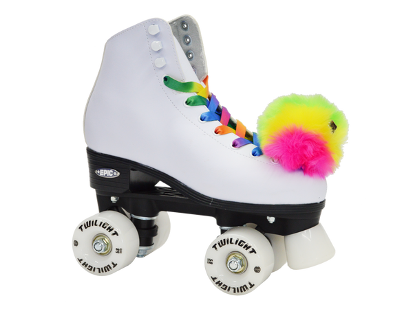 Epic Allure Light Up Roller Skates Package