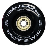 Epic Trailblazer 62mm Black Quad Skate Wheels