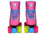 Epic Blush Quad Roller Skates