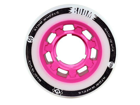 Atom Boom Nylon Derby Wheels