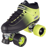 Riedell Dart Ombre Speed Skate Package