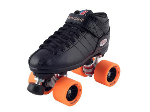 Riedell R3 Demon Quad Speed Skates