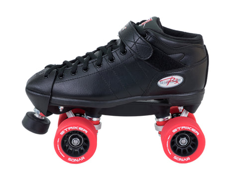 Riedell R3 Derby Quad Speed Skates