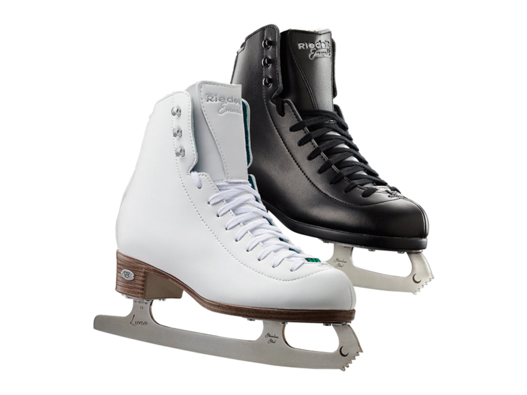 Riedell 19 Emerald Jr. Ice Skates