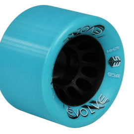 Epic Evolve Blue Quad Speed Skate Wheels