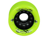 Epic Evolve Yellow Quad Speed Skate Wheels