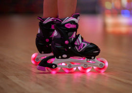 Epic Fury Adjustable Inline Skates
