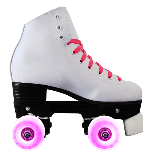 Epic Princess Twilight LED Roller Skates
