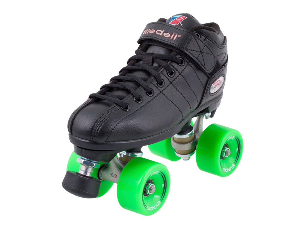 Riedell R3 Outdoor Quad Speed Skates