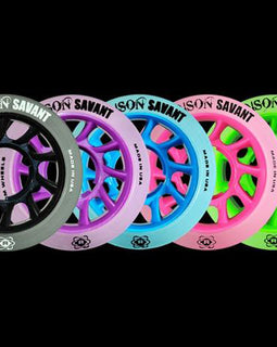 Atom Poison Savant Quad Speed Skate Wheels