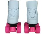 Epic Pink Princess Quad Roller Skates Package