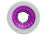 Radar Presto 59mm Speed Skate Wheels