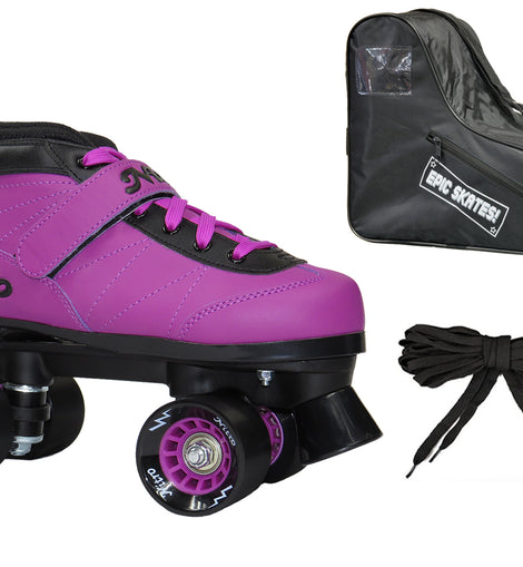 Epic Nitro Turbo Purple Quad Speed Skate Package