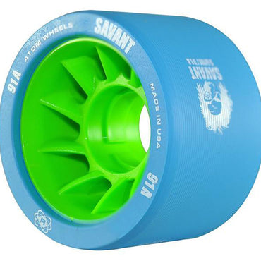 Atom Savant Quad Speed Skate Wheels