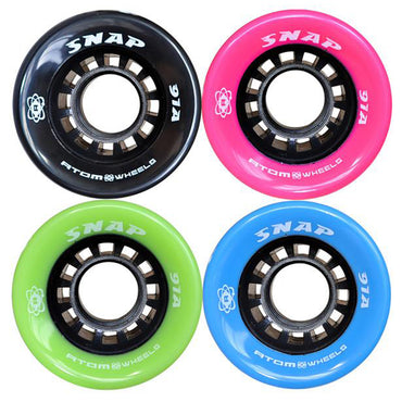 Atom Snap Quad Speed Skate Wheels