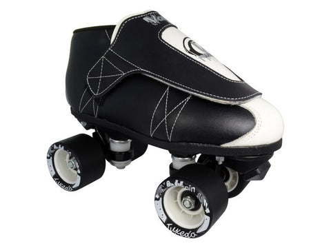 VNLA Tuxedos Speed Skates