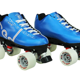 Labeda Voodoo U3 Blue Quad Speed Skates
