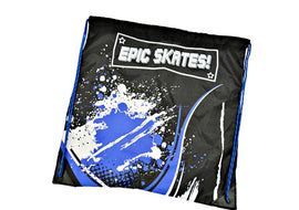Epic Skates Drawstring Bag