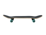 Choke High C Logo Skateboard - Green 31""
