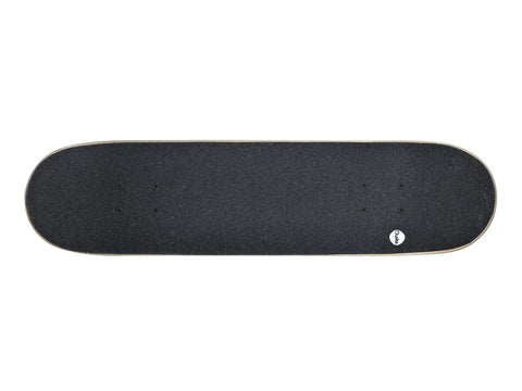 Choke High C Logo Skateboard - Blue 32