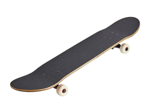 Choke Heavy Metal Skateboard - Gold