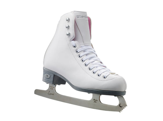Riedell 14 Pearl Jr. Ice Skates